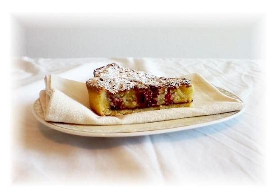 Torta bakewell e partenze