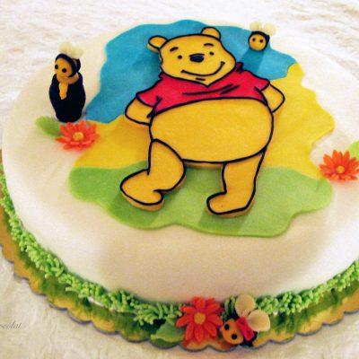 foto Torta Winnie the Pooh