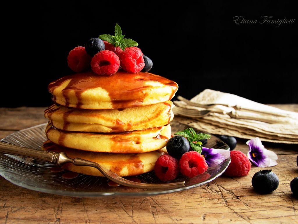 Pancakes, perché coccolarsi è bello