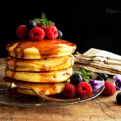 foto Pancakes, perché coccolarsi è bello