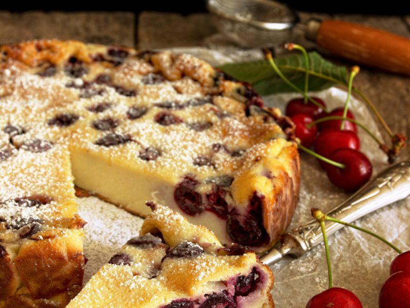 foto Clafoutis alle ciliegie